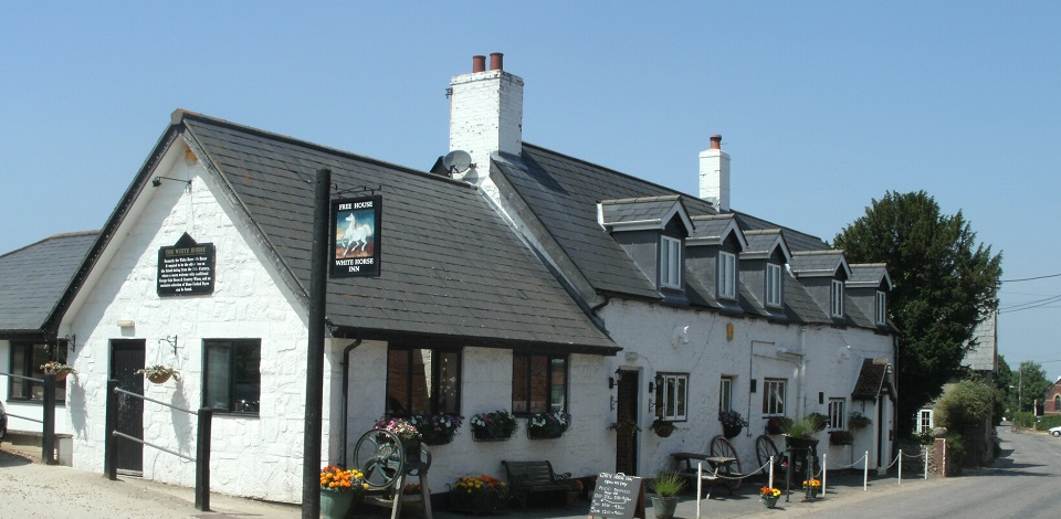 The White Horse Inn, Whitwell