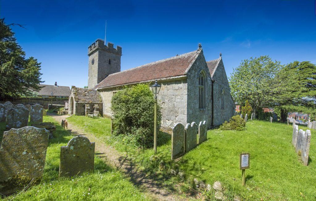 Whitwell parish church