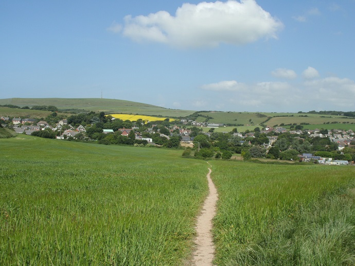 Walking from Niton & Whitwell